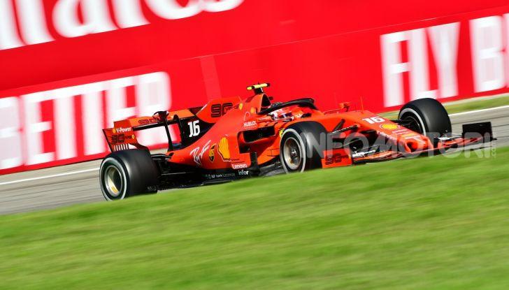 F1 2019, GP d'Italia: Leclerc si impone nelle prove libere di Monza davanti a Hamilton e Vettel - Foto 77 di 103