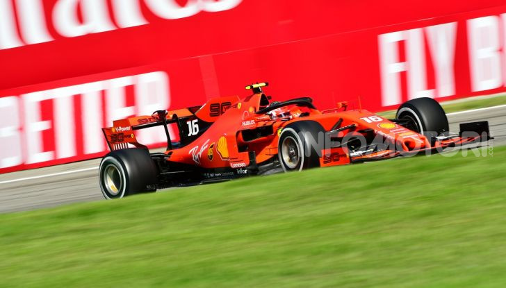 F1: l'Autodromo di Monza diventa un cinema drive-in - Foto 77 di 103