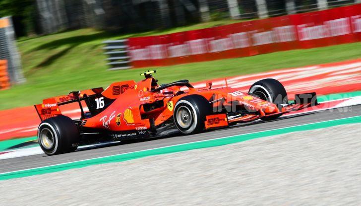 F1 2019, GP d'Italia: Leclerc si impone nelle prove libere di Monza davanti a Hamilton e Vettel - Foto 78 di 103