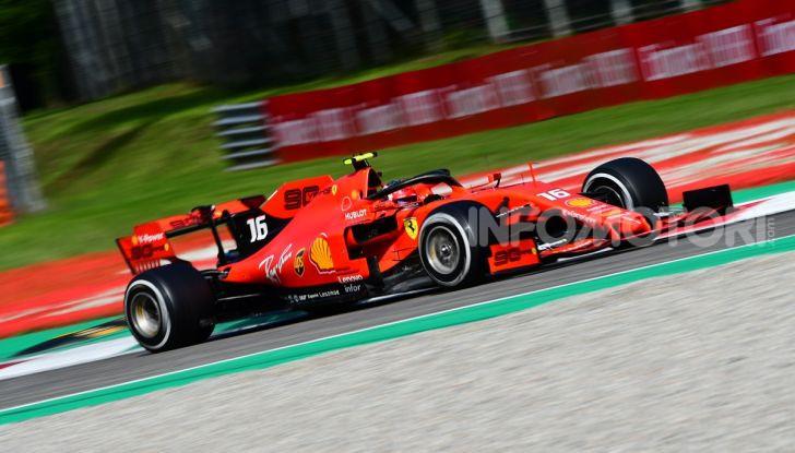 F1 2019, GP d'Italia: Leclerc si impone nelle prove libere di Monza davanti a Hamilton e Vettel - Foto 79 di 103
