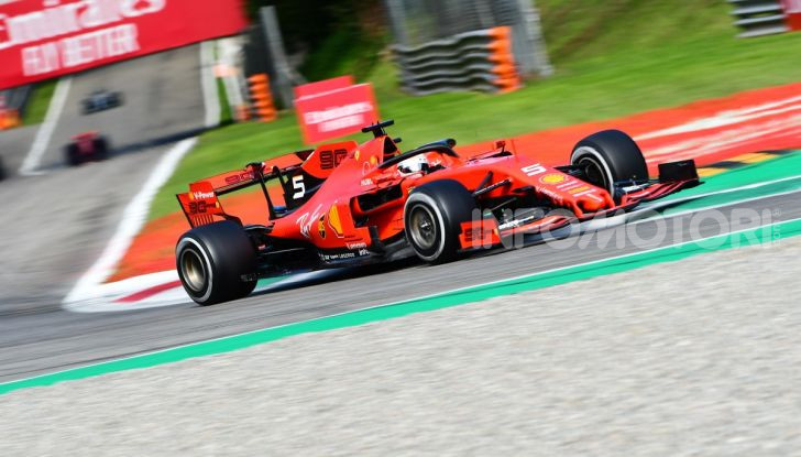 F1 2019, GP d'Italia: back-to-back di Leclerc a Monza, la Ferrari torna in vetta dopo nove anni di astinenza - Foto 80 di 103