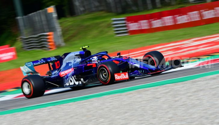 F1 2019, GP d'Italia: back-to-back di Leclerc a Monza, la Ferrari torna in vetta dopo nove anni di astinenza - Foto 82 di 103