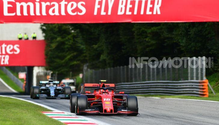 F1 2019, GP d'Italia: back-to-back di Leclerc a Monza, la Ferrari torna in vetta dopo nove anni di astinenza - Foto 83 di 103