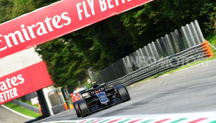F1 2019, GP d'Italia: Leclerc si impone nelle prove libere di Monza davanti a Hamilton e Vettel - Foto 86 di 103