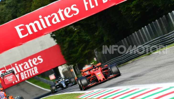 F1 2019, GP d'Italia: back-to-back di Leclerc a Monza, la Ferrari torna in vetta dopo nove anni di astinenza - Foto 88 di 103