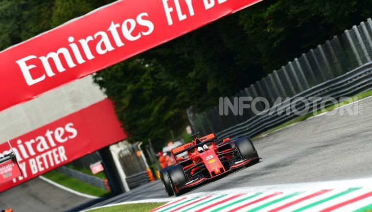 F1 2019, GP d'Italia: Leclerc infiamma Monza e centra la quarta pole della carriera davanti alle Mercedes - Foto 89 di 103