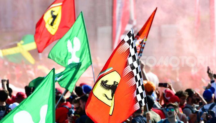 F1 2019, GP d'Italia: back-to-back di Leclerc a Monza, la Ferrari torna in vetta dopo nove anni di astinenza - Foto 90 di 103