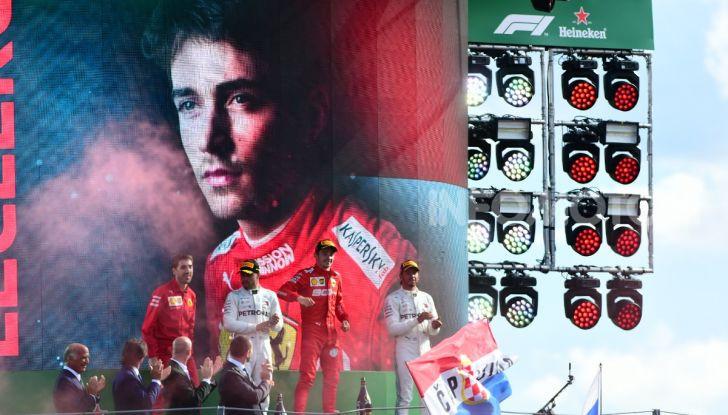F1 2019, GP d'Italia: back-to-back di Leclerc a Monza, la Ferrari torna in vetta dopo nove anni di astinenza - Foto 93 di 103