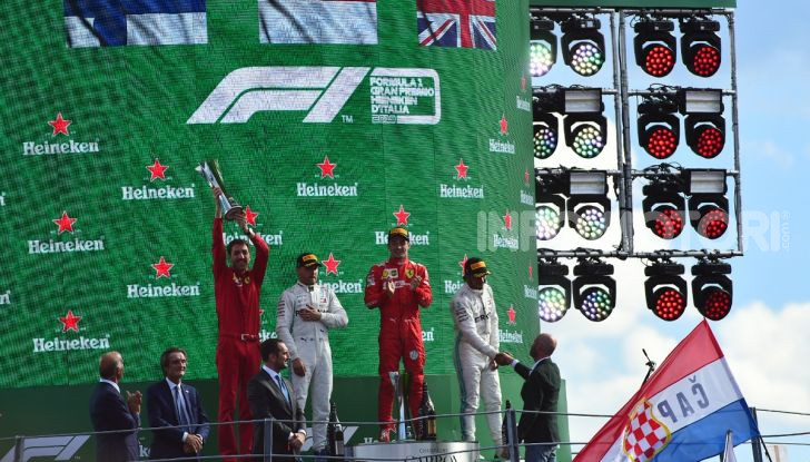 F1 2019, GP d'Italia: back-to-back di Leclerc a Monza, la Ferrari torna in vetta dopo nove anni di astinenza - Foto 95 di 103