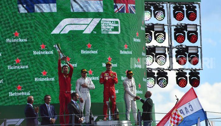 F1 2019, GP d'Italia: Leclerc infiamma Monza e centra la quarta pole della carriera davanti alle Mercedes - Foto 95 di 103