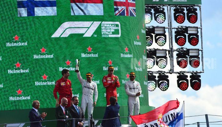 F1 2019, GP d'Italia: Leclerc infiamma Monza e centra la quarta pole della carriera davanti alle Mercedes - Foto 96 di 103