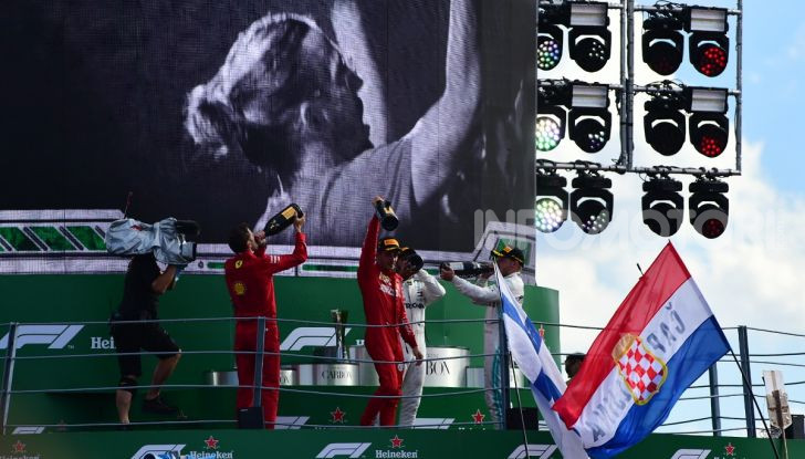 F1: l'Autodromo di Monza diventa un cinema drive-in - Foto 97 di 103
