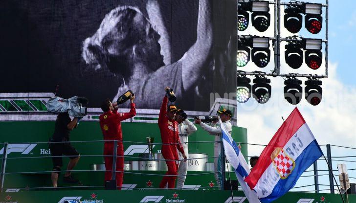 """F1 2019, GP d'Italia: le pagelle """"Rosse"""" di Monza - Foto 97 di 103"""