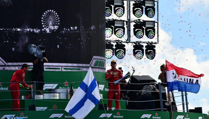 F1 2019, GP d'Italia: back-to-back di Leclerc a Monza, la Ferrari torna in vetta dopo nove anni di astinenza - Foto 98 di 103