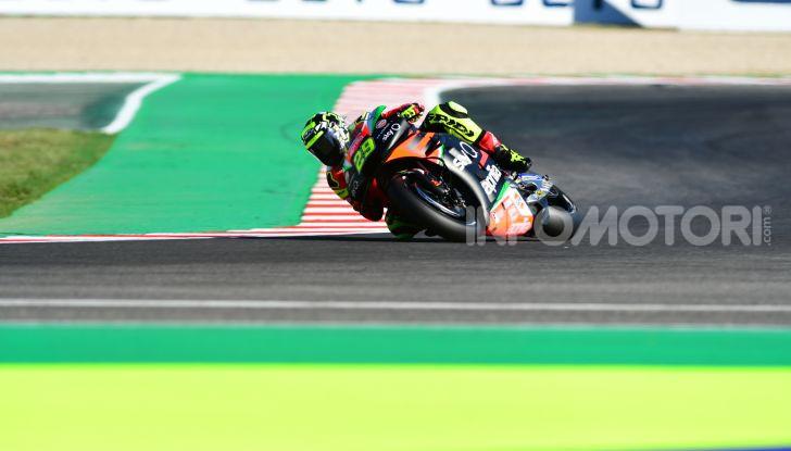 MotoGP 2019, GP di San Marino: Yamaha al top nelle libere di Misano, Vinales il più veloce - Foto 12 di 35