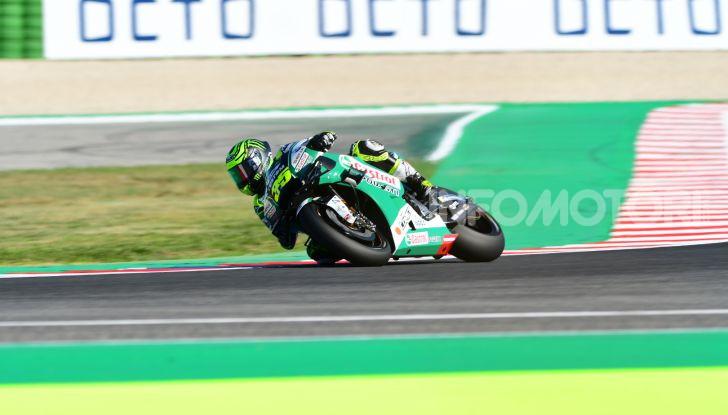 MotoGP 2019, GP di San Marino: Yamaha al top nelle libere di Misano, Vinales il più veloce - Foto 15 di 35
