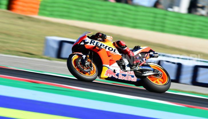 MotoGP 2019, GP di San Marino: Yamaha al top nelle libere di Misano, Vinales il più veloce - Foto 16 di 35