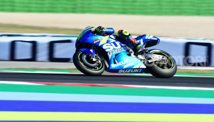 MotoGP 2019, GP di San Marino: Yamaha al top nelle libere di Misano, Vinales il più veloce - Foto 18 di 35