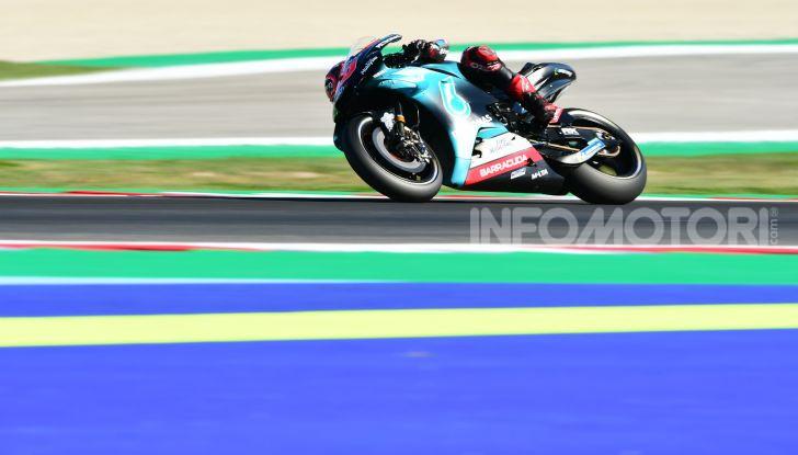 MotoGP 2019, GP di San Marino: Yamaha al top nelle libere di Misano, Vinales il più veloce - Foto 19 di 35