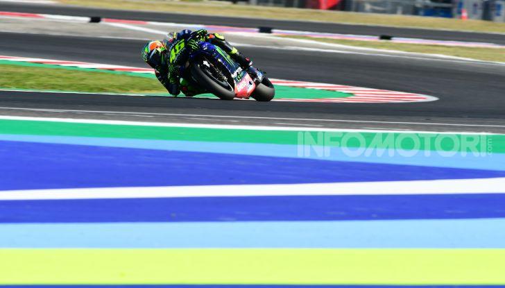 MotoGP 2019, GP di San Marino: Yamaha al top nelle libere di Misano, Vinales il più veloce - Foto 20 di 35