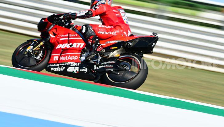 MotoGP 2019, GP di San Marino: Yamaha al top nelle libere di Misano, Vinales il più veloce - Foto 22 di 35