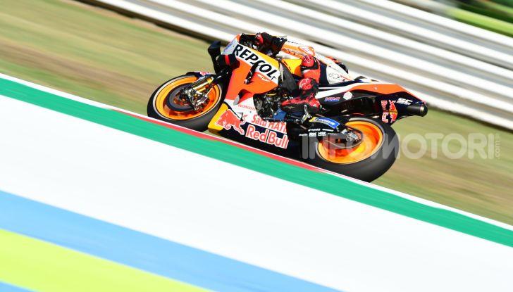 MotoGP 2019, GP di San Marino: Yamaha al top nelle libere di Misano, Vinales il più veloce - Foto 27 di 35