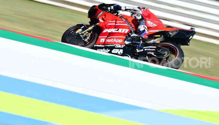 MotoGP 2019, GP di San Marino: Yamaha al top nelle libere di Misano, Vinales il più veloce - Foto 26 di 35