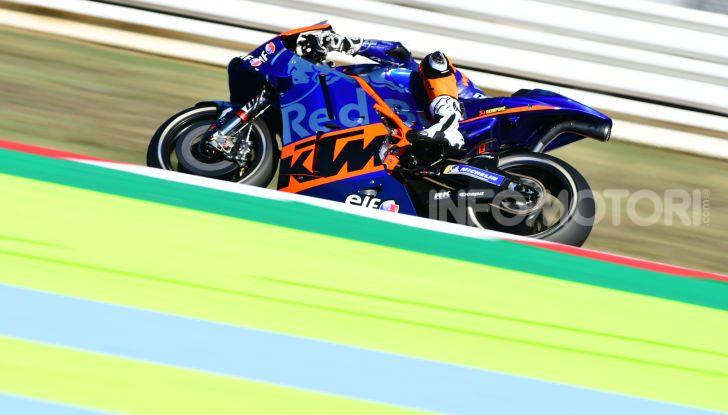 MotoGP 2019, GP di San Marino: Yamaha al top nelle libere di Misano, Vinales il più veloce - Foto 25 di 35