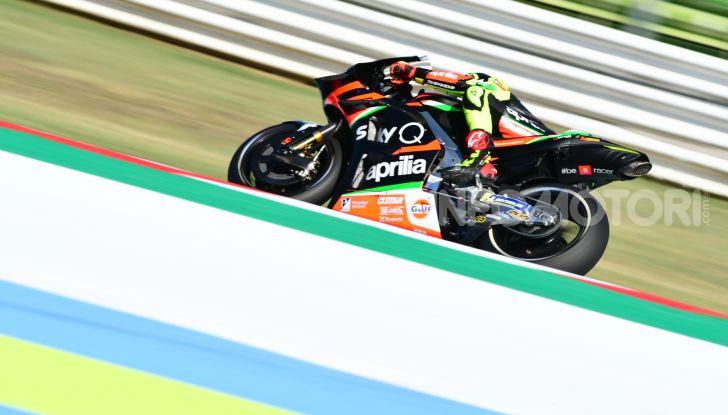 MotoGP 2019, GP di San Marino: Yamaha al top nelle libere di Misano, Vinales il più veloce - Foto 24 di 35