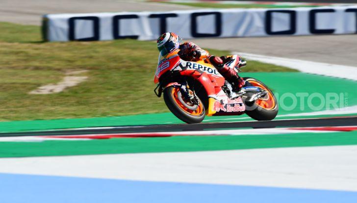 MotoGP 2019, GP di San Marino: Yamaha al top nelle libere di Misano, Vinales il più veloce - Foto 17 di 35