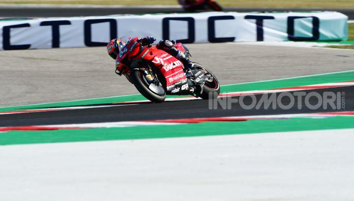 MotoGP 2019, GP di San Marino: Yamaha al top nelle libere di Misano, Vinales il più veloce - Foto 29 di 35