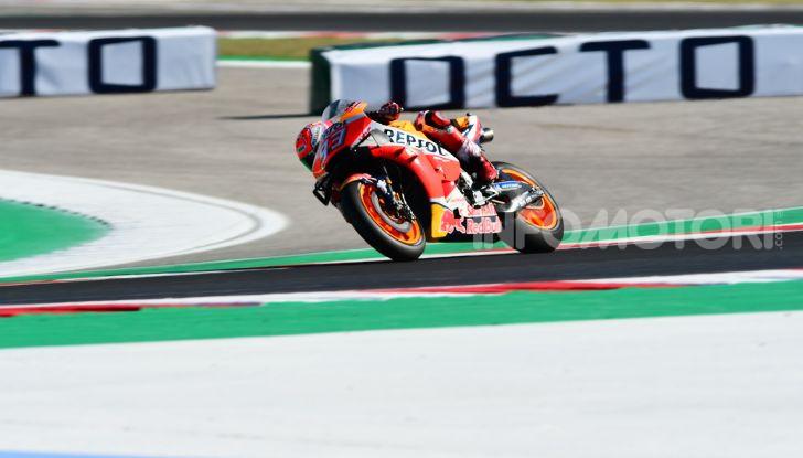 MotoGP 2019, GP di San Marino: Yamaha al top nelle libere di Misano, Vinales il più veloce - Foto 30 di 35