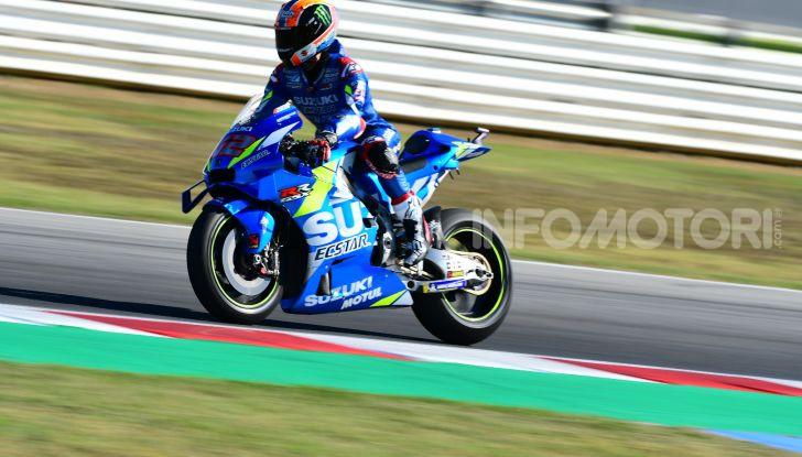 MotoGP 2019, GP di San Marino: Yamaha al top nelle libere di Misano, Vinales il più veloce - Foto 32 di 35