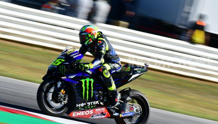 MotoGP 2019, GP di San Marino: Yamaha al top nelle libere di Misano, Vinales il più veloce - Foto 33 di 35
