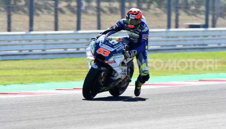 MotoGP 2019, GP di San Marino: Vinales soffia la pole alla sorprendente KTM di Espargarò, Rossi settimo - Foto 17 di 44