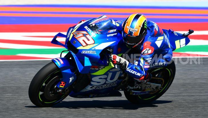 MotoGP 2019, GP di San Marino: Vinales soffia la pole alla sorprendente KTM di Espargarò, Rossi settimo - Foto 21 di 44