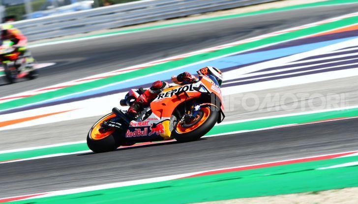 MotoGP 2019, GP di San Marino: Vinales soffia la pole alla sorprendente KTM di Espargarò, Rossi settimo - Foto 36 di 44