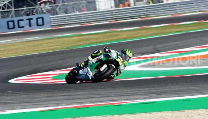 MotoGP 2019, GP di San Marino: Vinales soffia la pole alla sorprendente KTM di Espargarò, Rossi settimo - Foto 42 di 44