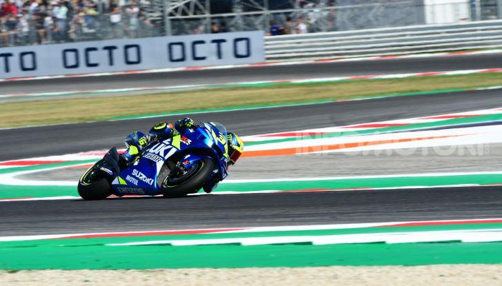 MotoGP 2019, GP di San Marino: Vinales soffia la pole alla sorprendente KTM di Espargarò, Rossi settimo - Foto 39 di 44