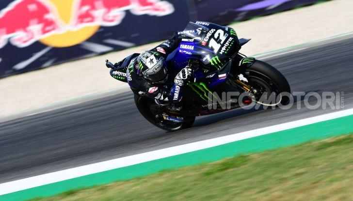 MotoGP 2019: Marquez vince a Misano in volata su Quartararo, terzo Vinales davanti a Rossi - Foto 6 di 35