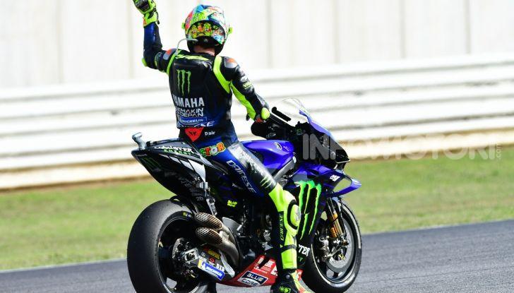 MotoGP 2019: Marquez vince a Misano in volata su Quartararo, terzo Vinales davanti a Rossi - Foto 10 di 35