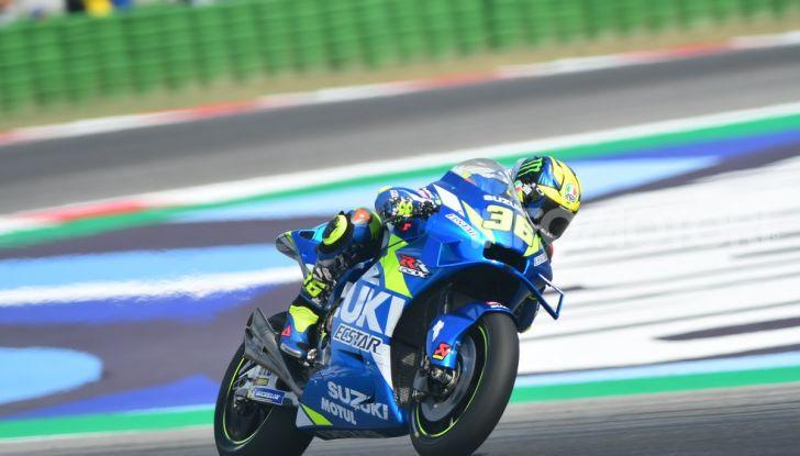 MotoGP 2019: Marquez vince a Misano in volata su Quartararo, terzo Vinales davanti a Rossi - Foto 18 di 35