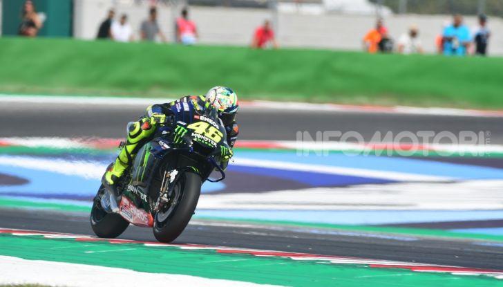 MotoGP 2019: Marquez vince a Misano in volata su Quartararo, terzo Vinales davanti a Rossi - Foto 9 di 35