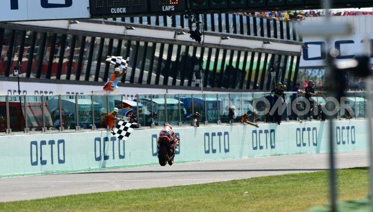 MotoGP 2019: Marquez vince a Misano in volata su Quartararo, terzo Vinales davanti a Rossi - Foto 26 di 35