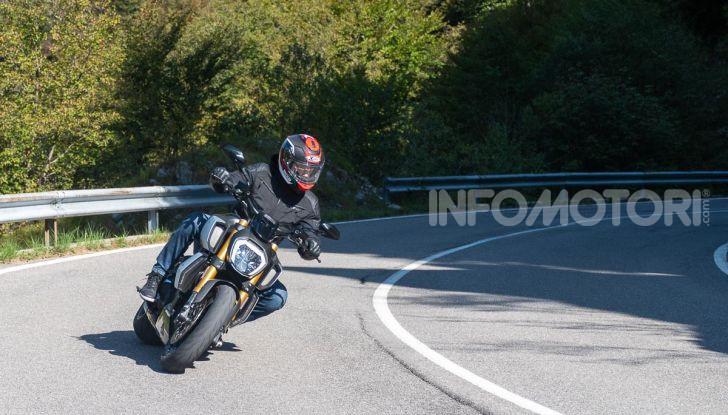 Prova video Ducati Diavel 1260S, un diavolo come nessun'altra - Foto 1 di 43