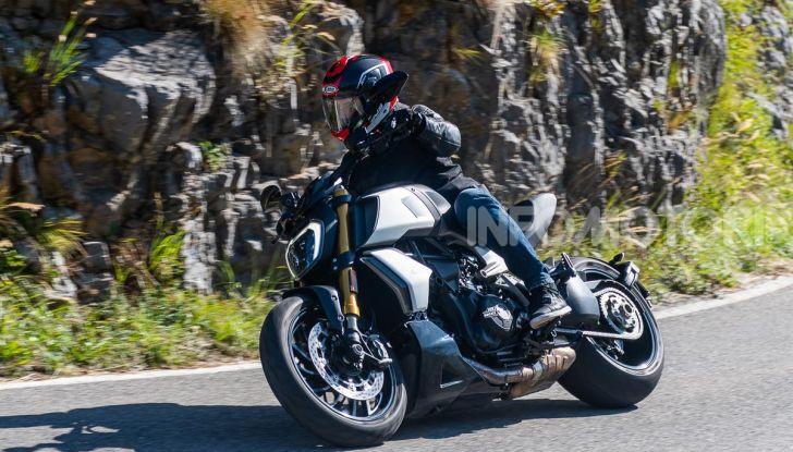Prova video Ducati Diavel 1260S, un diavolo come nessun'altra - Foto 3 di 43