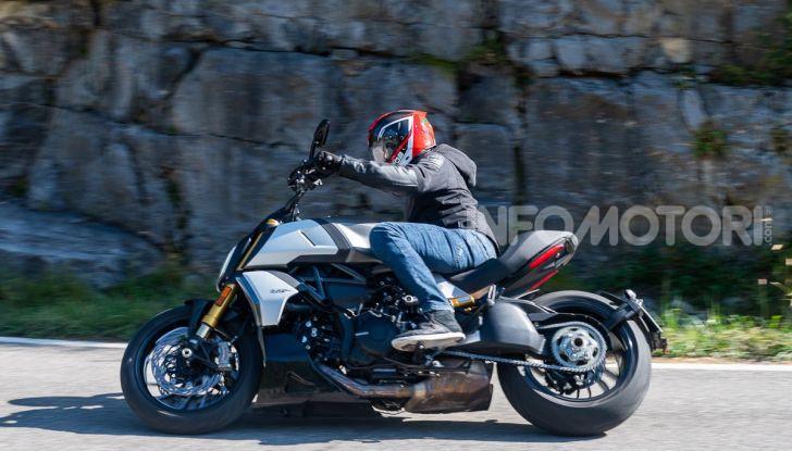 Prova video Ducati Diavel 1260S, un diavolo come nessun'altra - Foto 4 di 43