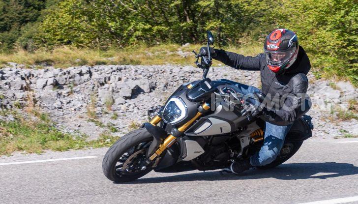 Prova video Ducati Diavel 1260S, un diavolo come nessun'altra - Foto 5 di 43