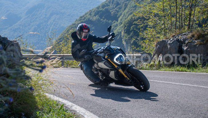 Prova video Ducati Diavel 1260S, un diavolo come nessun'altra - Foto 6 di 43
