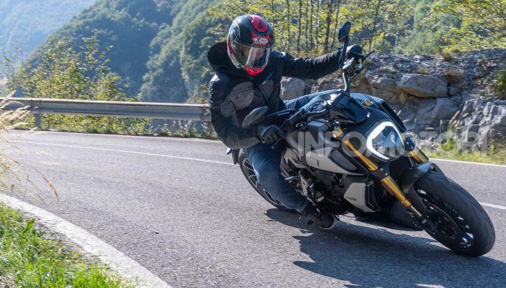 Prova video Ducati Diavel 1260S, un diavolo come nessun'altra - Foto 7 di 43